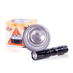 Pack Éclairage de Secours à LED V16 Base Magnétique + Lampe de Poche LED Submersible Noir