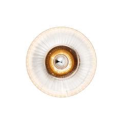 """Applique Murale """"New Wave Optic XL Clear"""" E27 Sans Ampoule"""