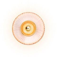 """Applique Murale """"New Wave Optic XL Rose"""" E27 Sans Ampoule"""