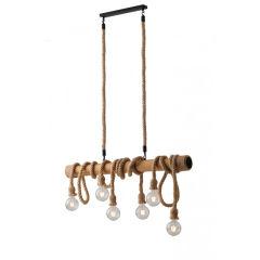 "Lampe À Suspension ""Rope"" [FAN-I-ROPE-S6]"