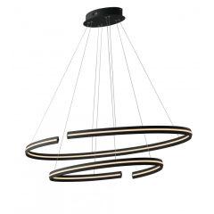 "Lampe Suspendue ""CLARKE"" LED 110W  6600LM  4000K [FAN-LED-CLARKE-S120]  - Couleur Blanc Neutre"
