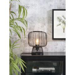 "Lampe De Table ""Cango"" [G-M-CANGO/T30/B]  - Abat jour - Naturel"