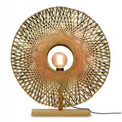 "Lampe De Table ""KaChauxntan"" [G-M-KAChauxNTAN/T/N/6015/BN]"