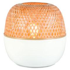 "Lampe De Table ""Mekong"" [G-M-MEKONG/T32/W]"