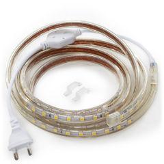 Bande De LED 220VAC SMD3528 60 X M 1 M  - Couleur Jaune