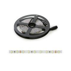 Bande de  Led  300 LEDs 40W SMD2835 24VDC IP25 x 5M  - Couleur Blanc chaud