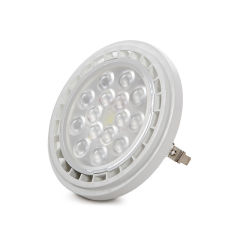 Ampoule À LED AR111 G53 SMD2835 12W 1200Lm 30.000H  - Couleur Blanc froid