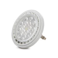 Ampoule À LED AR111 G53 SMD2835 12W 1200Lm 30.000H  - Couleur Blanc chaud