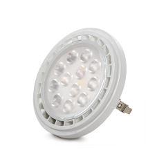 Ampoule À LED AR111 G53 SMD2835 7W 700Lm 30.000H  - Couleur Blanc chaud