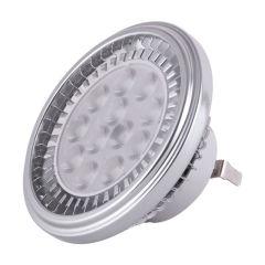 Ampoule À LED AR111 12W 1080Lm 30.000H  - Couleur Blanc chaud