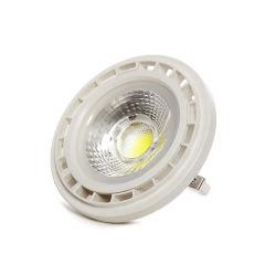 Ampoule À LED AR111 G53 COB 9W 810Lm 30.000H  - Couleur Blanc chaud
