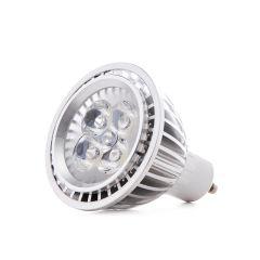 Ampoule À LED PAR20 Ø60Mm GU10 7W 660Lm 30.000H  - Couleur Blanc froid