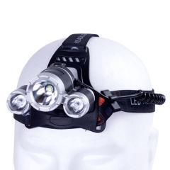 """Lumière pour coureurs """"Antibo"""" 10W Aluminium / ABS"""