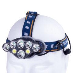 """Lumière pour coureurs """"Boulami"""" 10W Aluminium / ABS"""