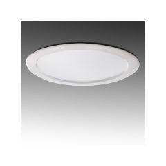 Pack 2 LED Downlight Coupé 184Mm 24W 2160Lm 30.000H  - Couleur Blanc froid
