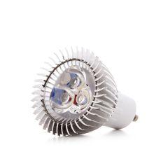 Ampoule À LED GU10 3W 200Lm 30.000H  - Couleur Blanc chaud