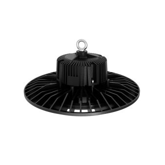 Cloche LED UFO 150W Cree 160Lm/W IP65 LIFUD 1-10V 50000H  - Couleur Blanc froid