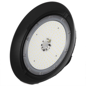 Cloche LED UFO 100W Epistar 145Lm/W IP65 50000H Ajustable  - Couleur Blanc froid