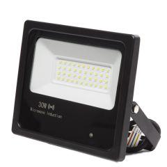 Projecteur Led Floodlight IP65 Détecteur De Mouvement Intégré 30W 30.000H  - Couleur Blanc froid