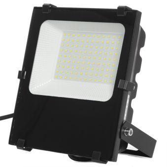 Projecteur LED 50W 6.500Lm 6000ºK IP65 Gradable 30.000H [1916-NS-HVFL50W-F-CW]  - Couleur Blanc Neutre