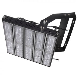 LED Eclairage Stade 500W PRO 3030 60000Lm IP65  - Couleur Blanc froid
