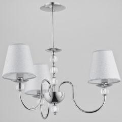 """Lampe Suspendue """"OP.OSW. 3P? EMMANUELLE"""" 3xE14 Sans Ampoule [ALF-16713]  - Couleur Sans ampoule/voir accessoires"""