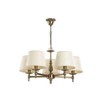 """Lampe Suspendue """" ROKSANA """" 5xE14 Sans Ampoule [ALF-18535]  - Couleur Sans ampoule/voir accessoires"""