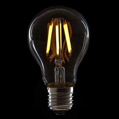 Ampoule À Filament LED E27 6W 560Lm 30.000H  - Couleur Blanc chaud