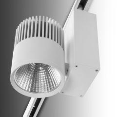 Rail D'Éclairage Led 3 Phases 30W 90Lm/ W UGR19 50000H [JW-TR30W-WHITE-W]  - Couleur Blanc chaud