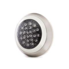 Lumière LED pour Piscine Monté En Surface Ø300Mm 24W Blanc NeutreBlanc  - Couleur Blanc Neutre